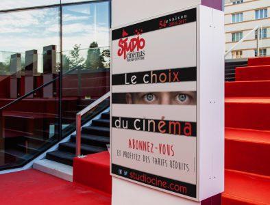affiche des cinémas Studio