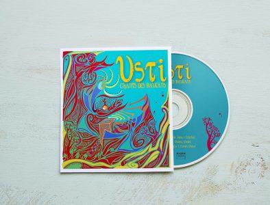 pochette CD Usti