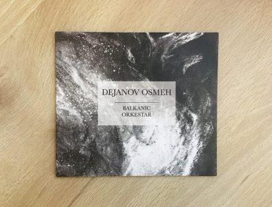 Pochette CD Balkanic Orkestar