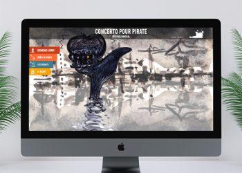 site Concerto pour Pirate